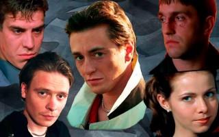 Как изменились актеры «Бригады» за 15 лет
