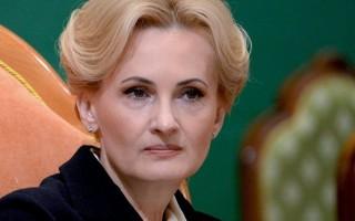 Ирина Яровая 👉 биография, личная жизнь, семья, муж, дети — фото