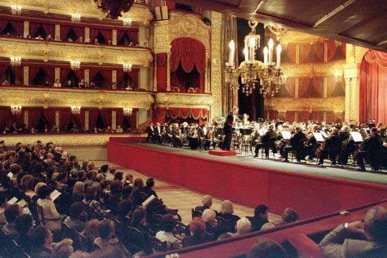 Камерный зал Большого театра