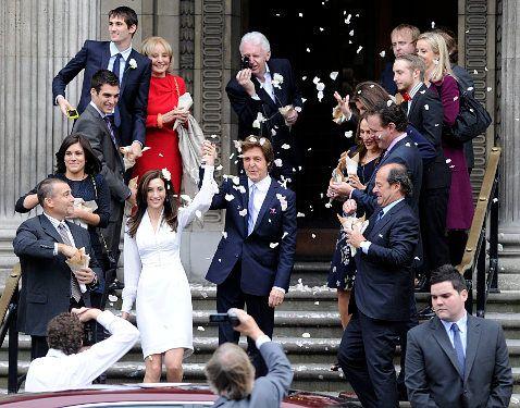 Свадьба Пола и Ненси
