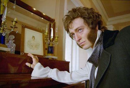 Пушкин в исторической мелодраме Натальи Бондарчук «Пушкин: последняя дуэль»