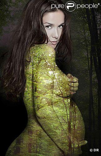 Наталья Орейро .Фотография для Гринпис