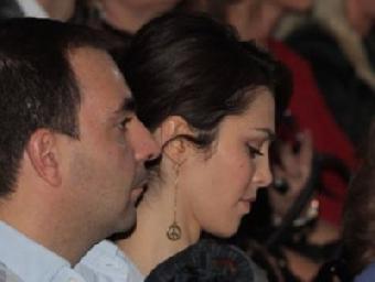 Сати Казанова с новым женихом