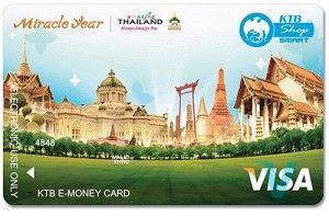 Miracle Thailand Card