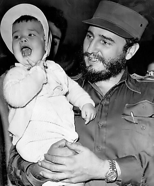 Фото из семейного архива Фиделя Кастро