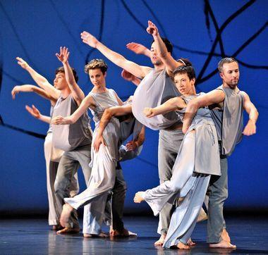 Шоу балет Триши Браун