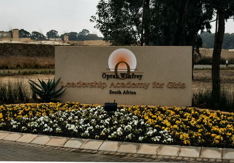 Колледж основанный Опрой Уинфри в ЮАР