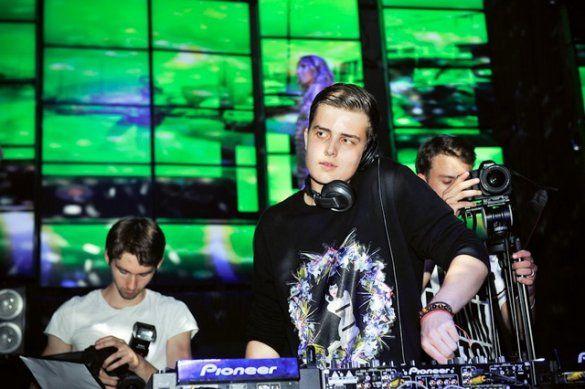 DJ Анатолий Евдокименко