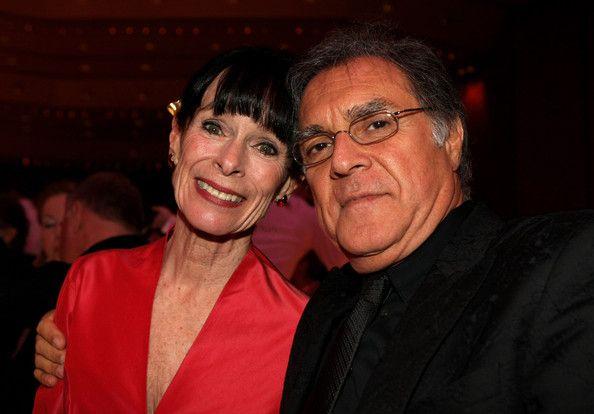 Джеральдина Чаплин с мужем Патрицио Кастилла