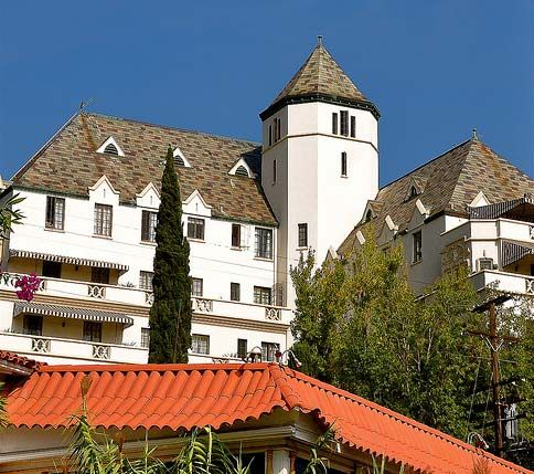 Отель Шато Мармон