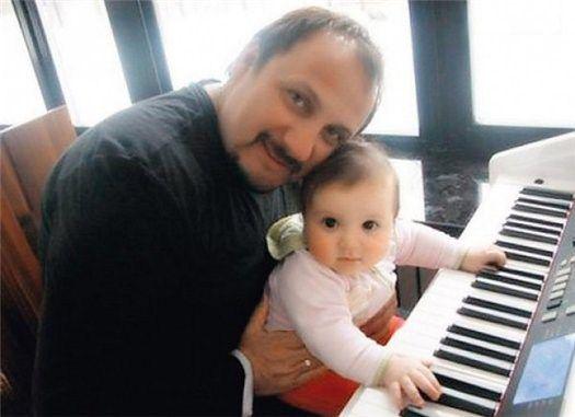 Стас Михайлов с дочерью Иоанной