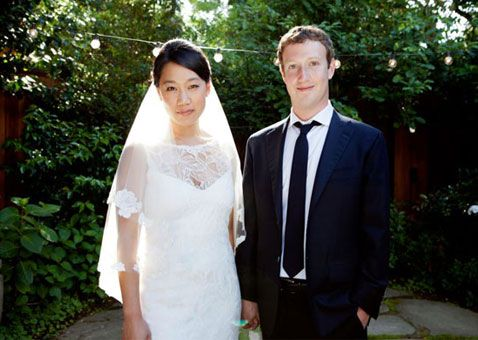 Свадьба Майкла Цукенберга