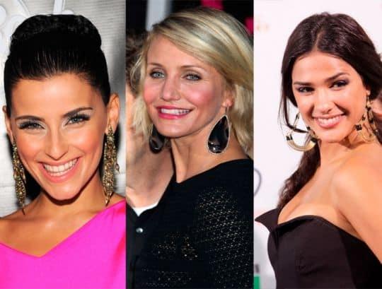 Голливудские звезды на последних фотосессиях