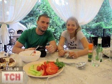 Юлия Тимошенко и Артур Чечеткин