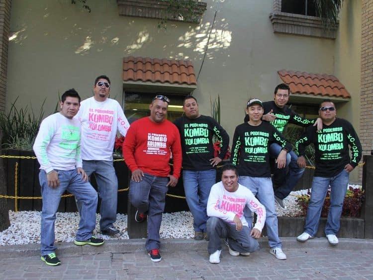убитые музыканты группы Kombo Kolombia