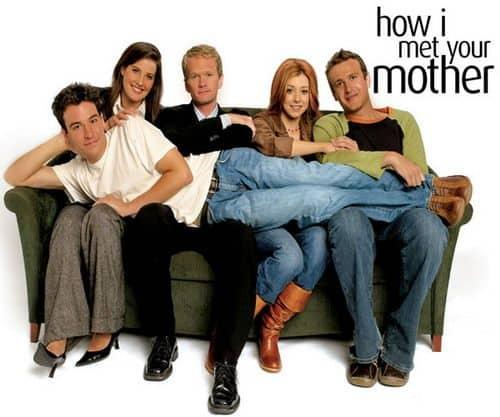 Сериал Как я встретил вашу маму