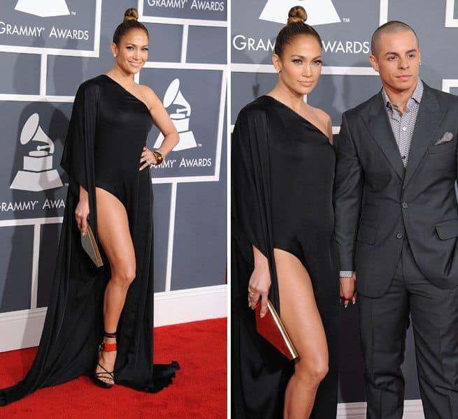 Дженнифер Лопес на Grammy Awards