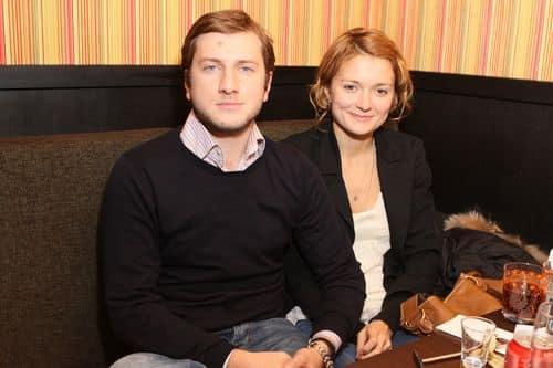 Надежда Михалкова, и ее супруг, режиссер Резо Гигинеишвили