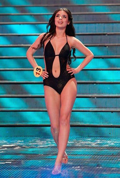 Мисс Россия 2013 - Эльмира Абдразакова