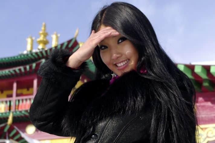 Виктория Лыгденова