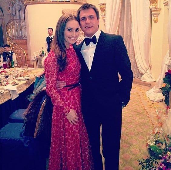 Анастасия Винокур и Григорий Матвеевич