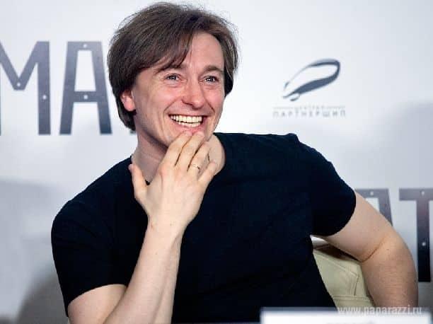 Сергей Безруков на последней пресс-конференции