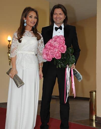 Супружеская чета Маликовых