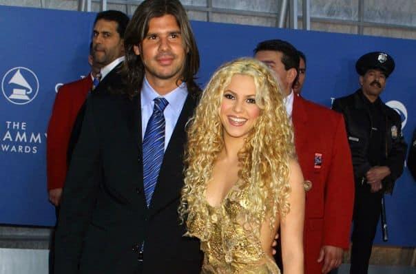 Шакира и Антонио де ла Руа во время их романа