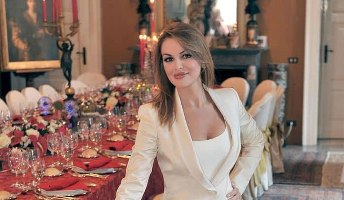 Новая миссис Берлускони