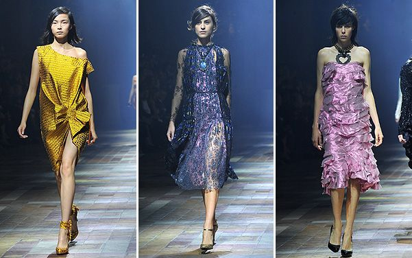 Lanvin : Runway - Paris Fashion Week Womenswear  Spring/Summer 2014