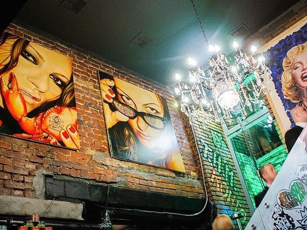 Leps Bar в Киеве