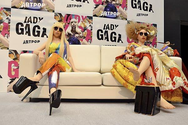Куклы - двойники Леди Гаги