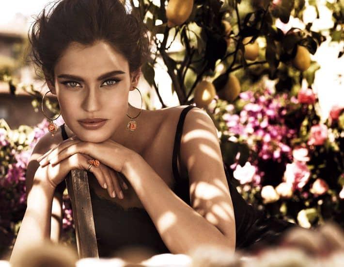 Бьянка Балти для Dolce&Gabbana