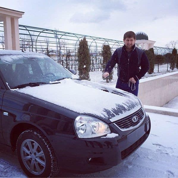 Рамазан Кадыров