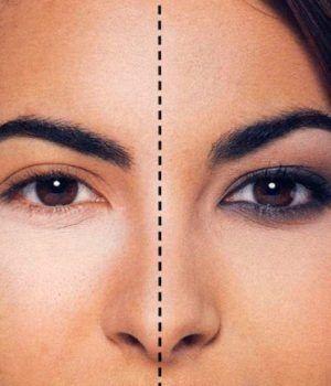 макияж для нависшего века и увеличения глаз пошаговое фото
