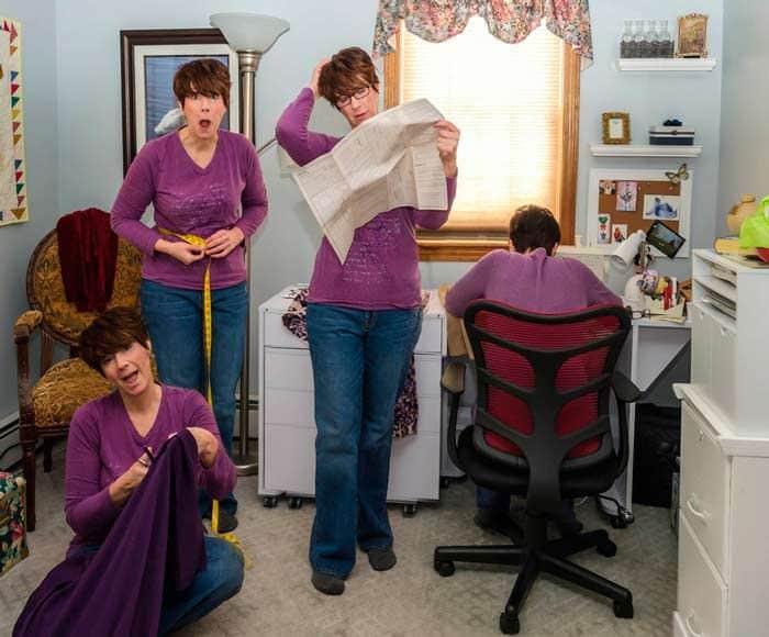 С чего начать, если хочешь сшить одежду? фото