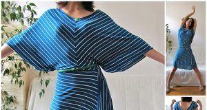 Выкройки: платье своими руками шить легко и просто для начинающих