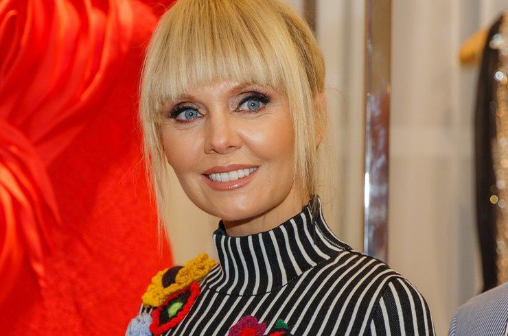 Бывшая жена Александра Шульгина – Алла Юрьевна Перфилова (Валерия) фото