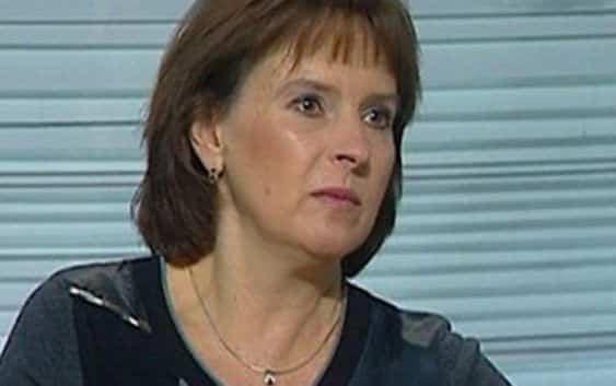 Бывшая жена Дмитрия Губерниева – Ольга Богославская фото