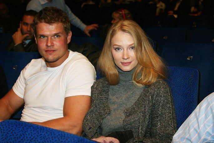 Бывшая жена Владимира Яглыча — Светлана Ходченкова фото