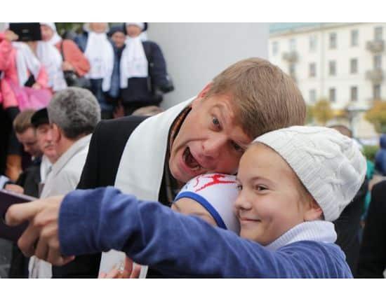 Дети Дмитрия Губерниева фото
