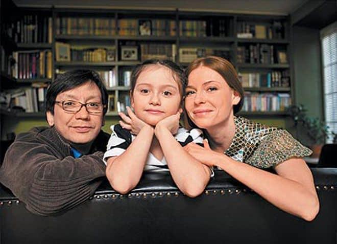 Семья Егора Кончаловского фото