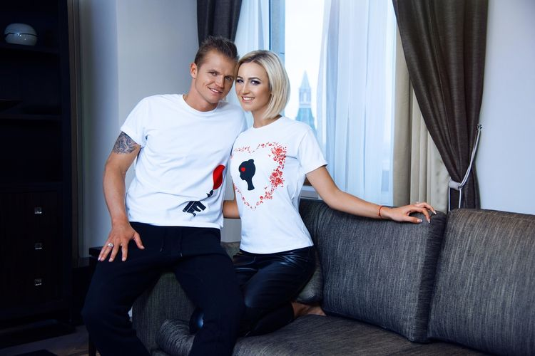 Бывшая жена Дмитрий Тарасов – Ольга Бузова фото