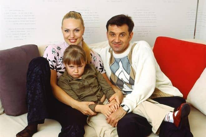 Бывший муж Аллы Довлатовой – Дмитрий Лютой фото
