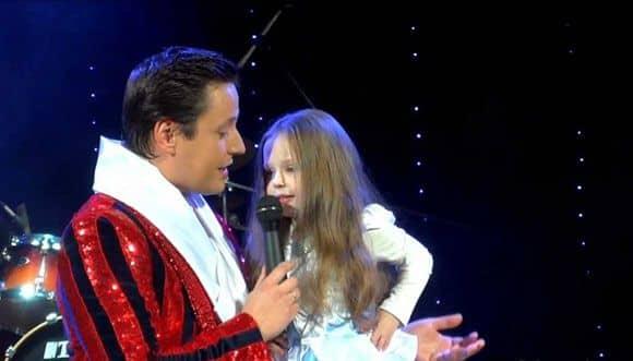 Дети Витаса (певец) фото