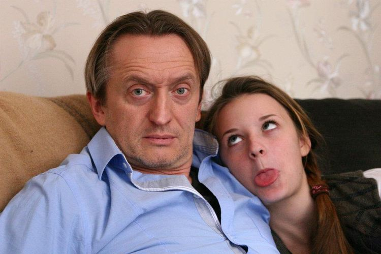 Дочь Александра Яцко – Мария Яцко фото