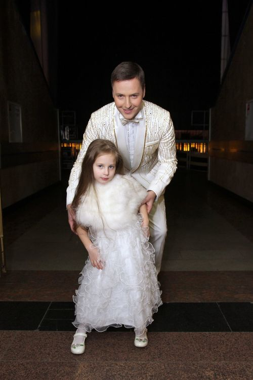 Дочь Витаса (певец) – Алла фото