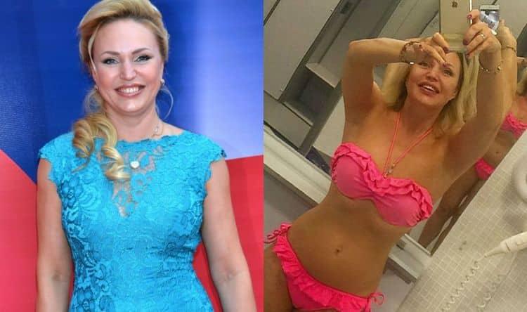 Фото Аллы Довлатовой до и после пластики фото