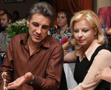 руководили развод пиманова с женой случайно