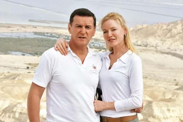 Муж Ларисы Вербицкой - Александр Дудов фото